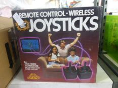 2152 Cynex remote control wireless joystick games system accessory, boxed
