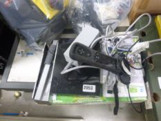 Nintendo Wii console, controller, power supply , accessories and game packs