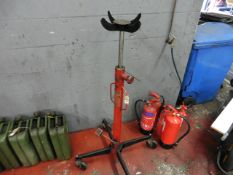 Sealey 0.5t vertical engine jack stand