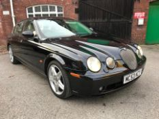 Jaguar S-Type R - MC53 KCY