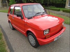 1988 Fiat 126 'BIS' Restored car.