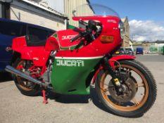 1982 Ducati MHR900