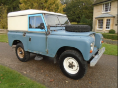 1983 SWB Series 3 Land Rover