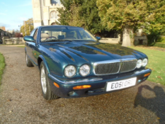 2001 Jaguar XJ Executive 3.2 V8