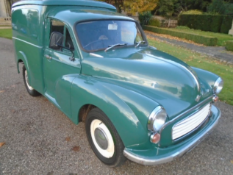 1970 Morris Minor Van 6cwt
