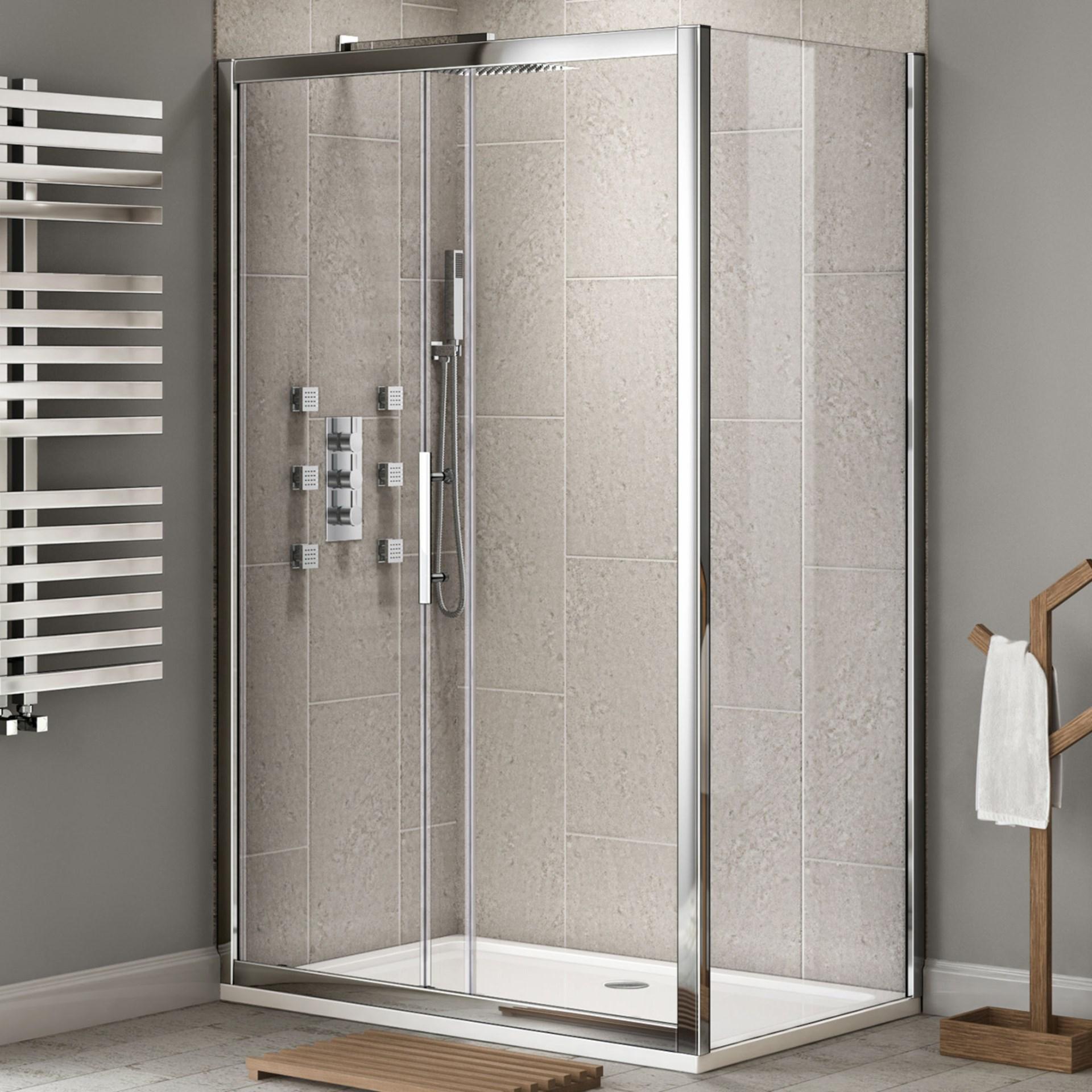Liberty  Shower Bath 1700 Right Hand WhiteRRP £259