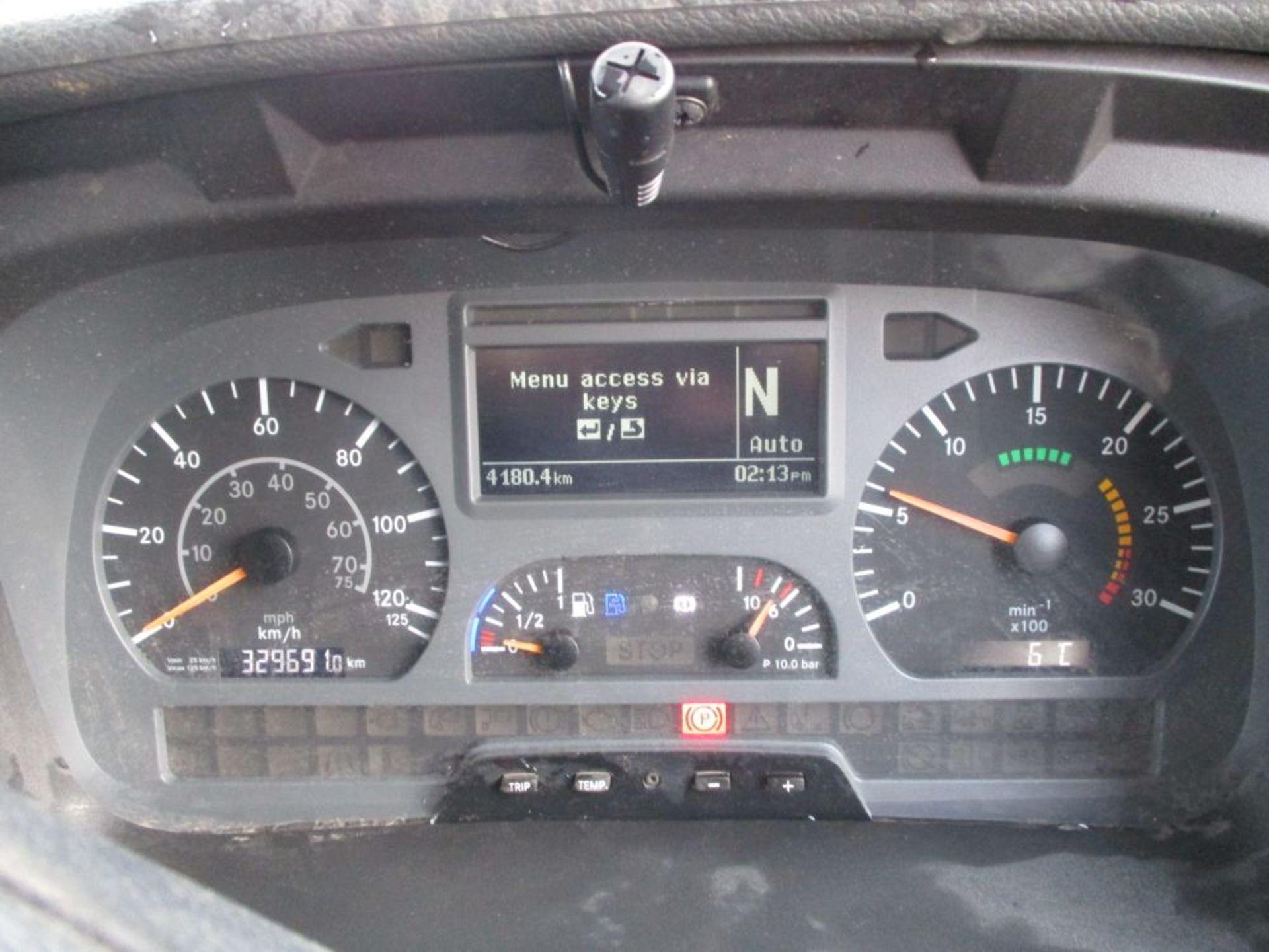 Lot 37 - 58 Mercedes 1824 Axor 26FT Curtainsider