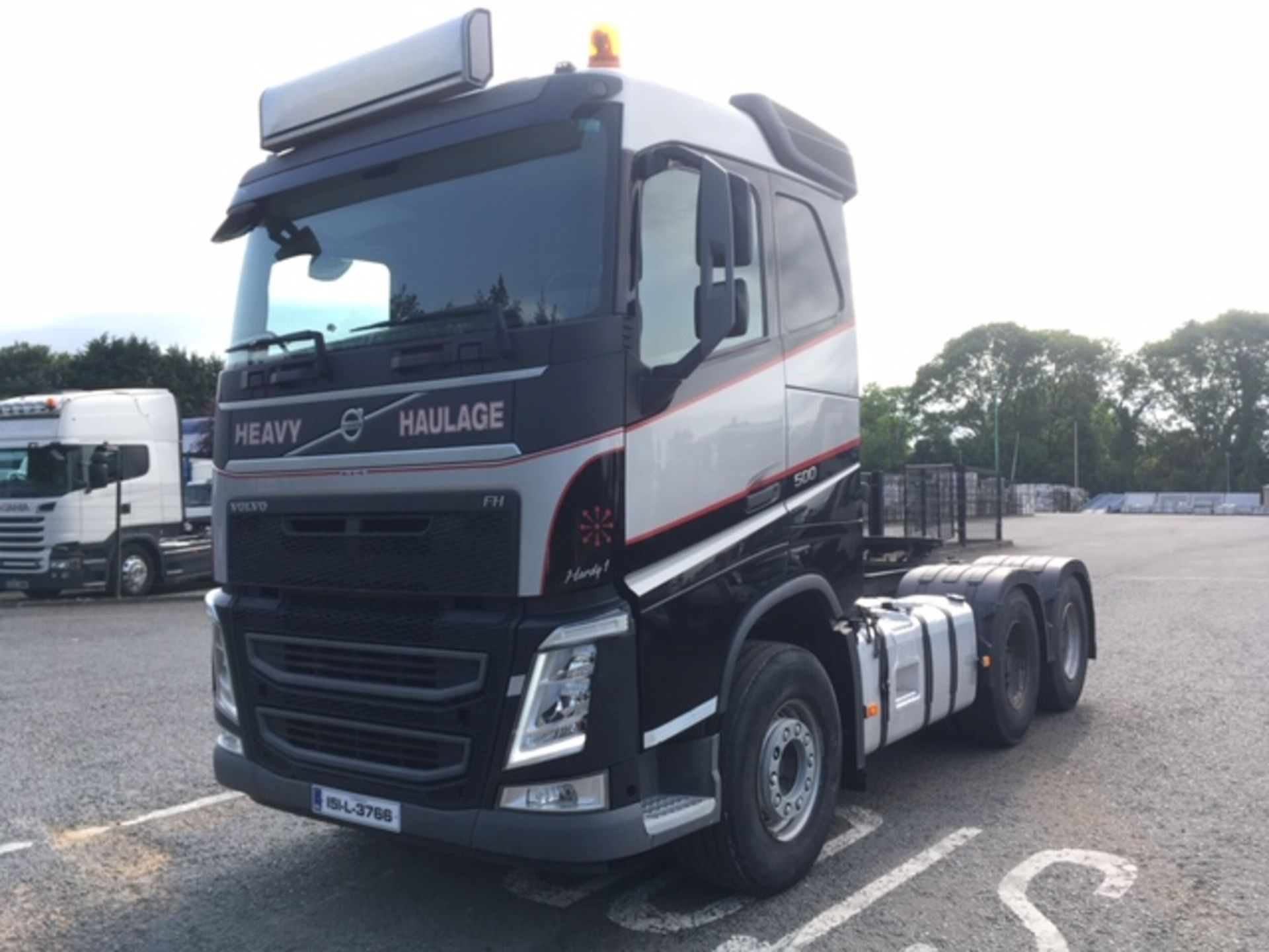 Lot 50 - 2015 VOLVO FH4-500 L.H.D. 6X4 DOUBLE DRIVE T/UNIT