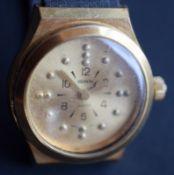 Rare Sinn Braille Quartz Watch