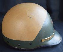 USA Chips Style Police Matt Motorbike Helmet