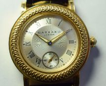 Very Rare Garrard 18ct Gold Watch