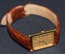 Vintage Omega DeVille Manual Wind Watch In Omega Box