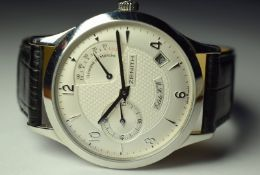 Zenith Elite Power Reserve Reference number 01.1125.655