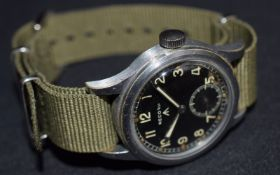 Very Collectable Dirty Dozen Record WW2 Wristwatch