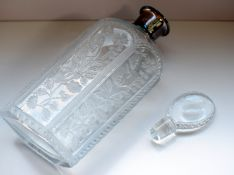 Royal Brierley Heritage Limited Edition Decanter
