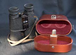 Carl Zeiss Jena Binoculars 10X40B in case
