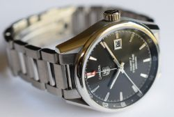 Excellent Tag Heuer Carerra Twin Time Calibre 7 Automatic