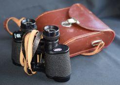Carl Zeiss Jena 8X30W binoculars in case