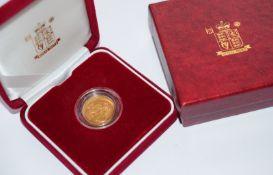 Queen Victoria 1872 Gold Sovereign