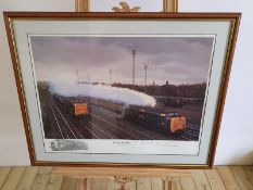 YORK RACES limited edition picture