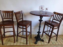 Pub Table & 3 Stools