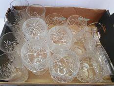 Cut Glass Bundle
