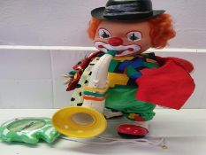 1990s Clown Toy