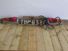 Morris 1100 Trailer Lights