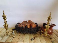 Vintage Fire Items Job Lot