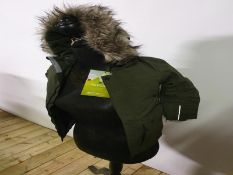 New Boys Coat