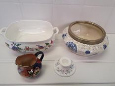 Pottery Bundle including Wedgwood
