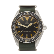1967 Omega Seamaster 300 Military Stainless Steel - ST 165.024