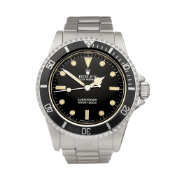 1984 Rolex Non Date Stainless Steel - 5513
