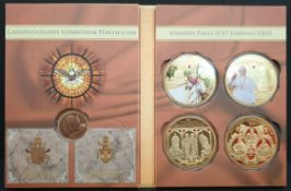 Collectable Coins Canonisation of Pope Paul II