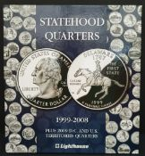 Collectable Coins USA Statehood Quarters