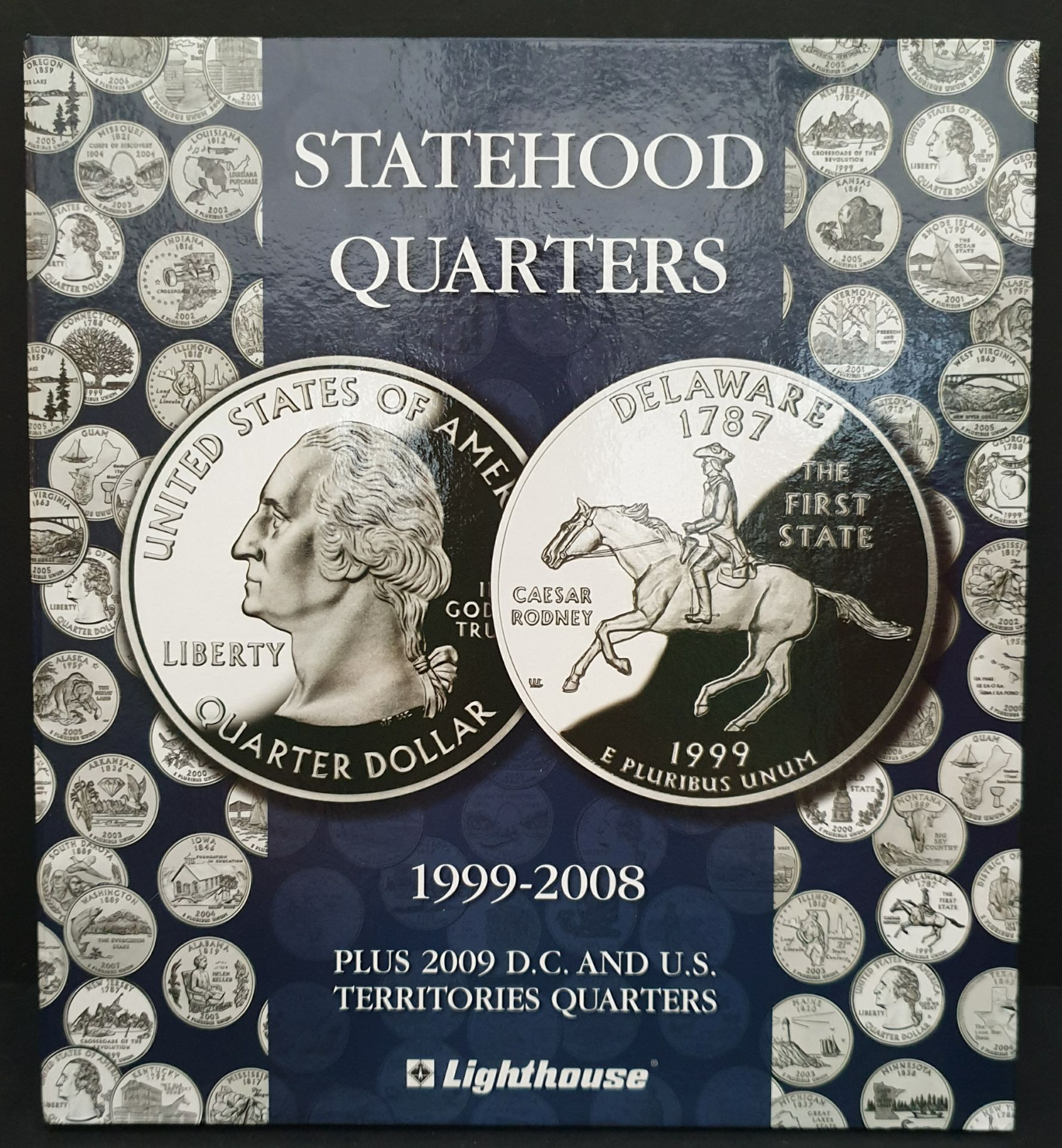 Lot 15 - Collectable Coins USA Statehood Quarters