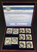 Collectable Coins Defining Moments of WWII 10 x Coins