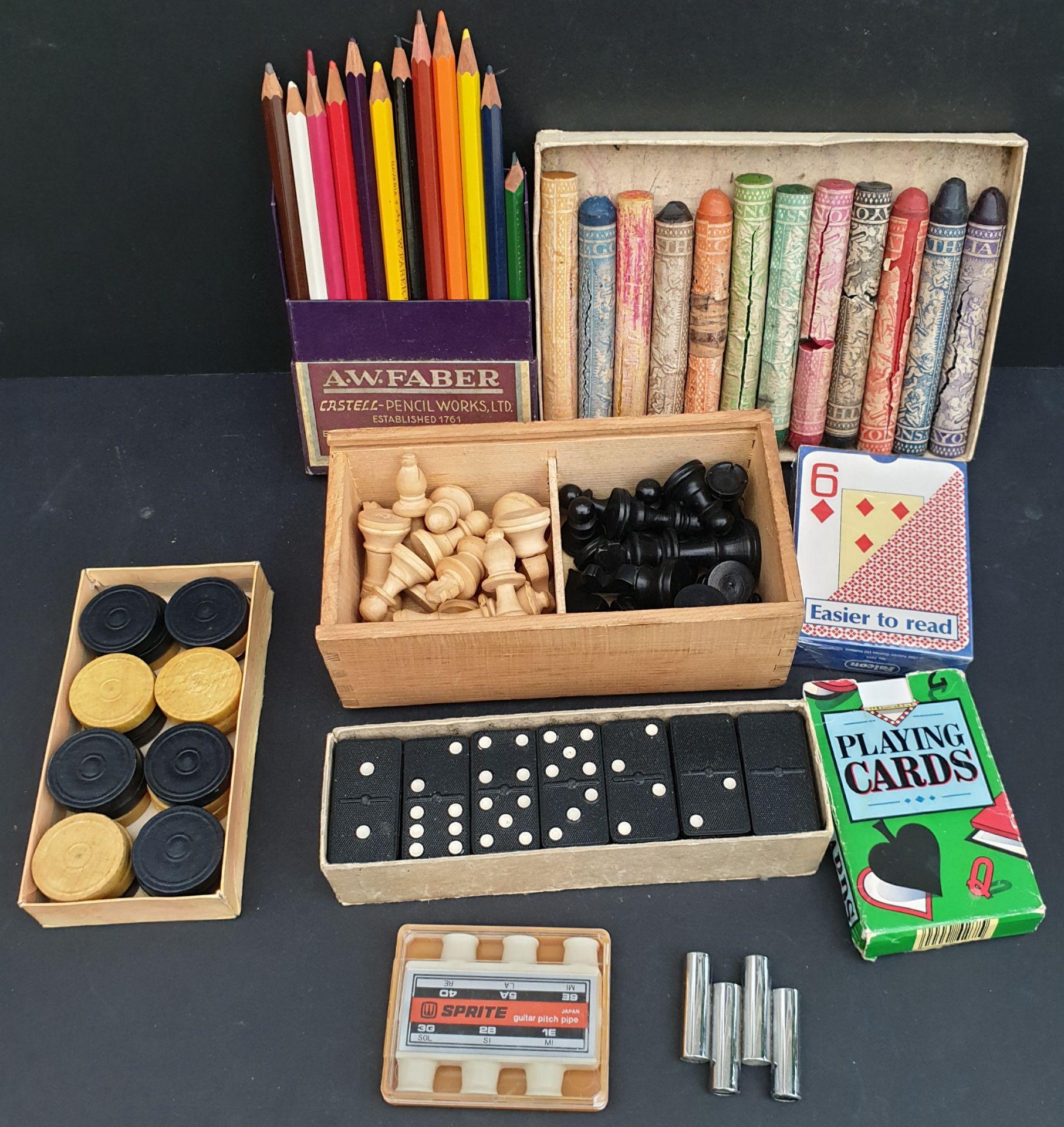 Lot 41 - Vintage Assorted Games etc