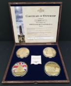 Collectable Coins Set 4 WWI Centenary Commemoratives