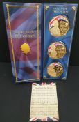 Collectable Coins God Save The Queen Set
