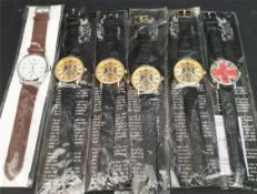 Assorted Parcel of 6 Watches