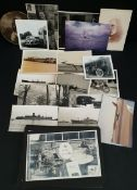 Parcel of Assorted Vintage Photographs Includes Aircraft & Ships