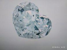 IGI CERT 1.73 CTW HEART DIAMOND DSI2