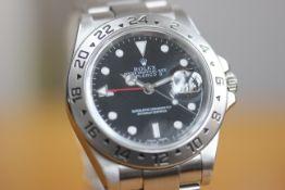 Rolex Explorer II 165700 Y series