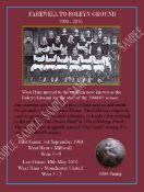 West Ham United Goodbye To The Boleyn 1904 Original Penny Metal Info Montage