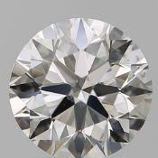 GIA CERT 1.20 CTW ROUND DIAMOND JSI1