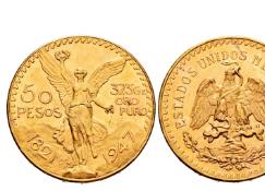 Mexico. 50 pesos. 1947