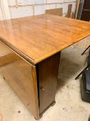 Antique Drop Leaf Table solid Wood