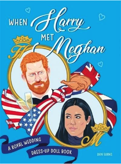 1 x Pallet (2000 copies of this book) 'When Harry Met Meghan' - Brand New Liquidated Stock.