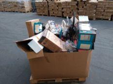 MELITTA MORPHY RICHARDS NETVUE VAX TEFAL - 40 Items - RRP £1820 - P89